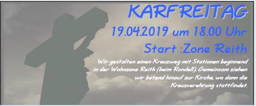Karfreitag 19