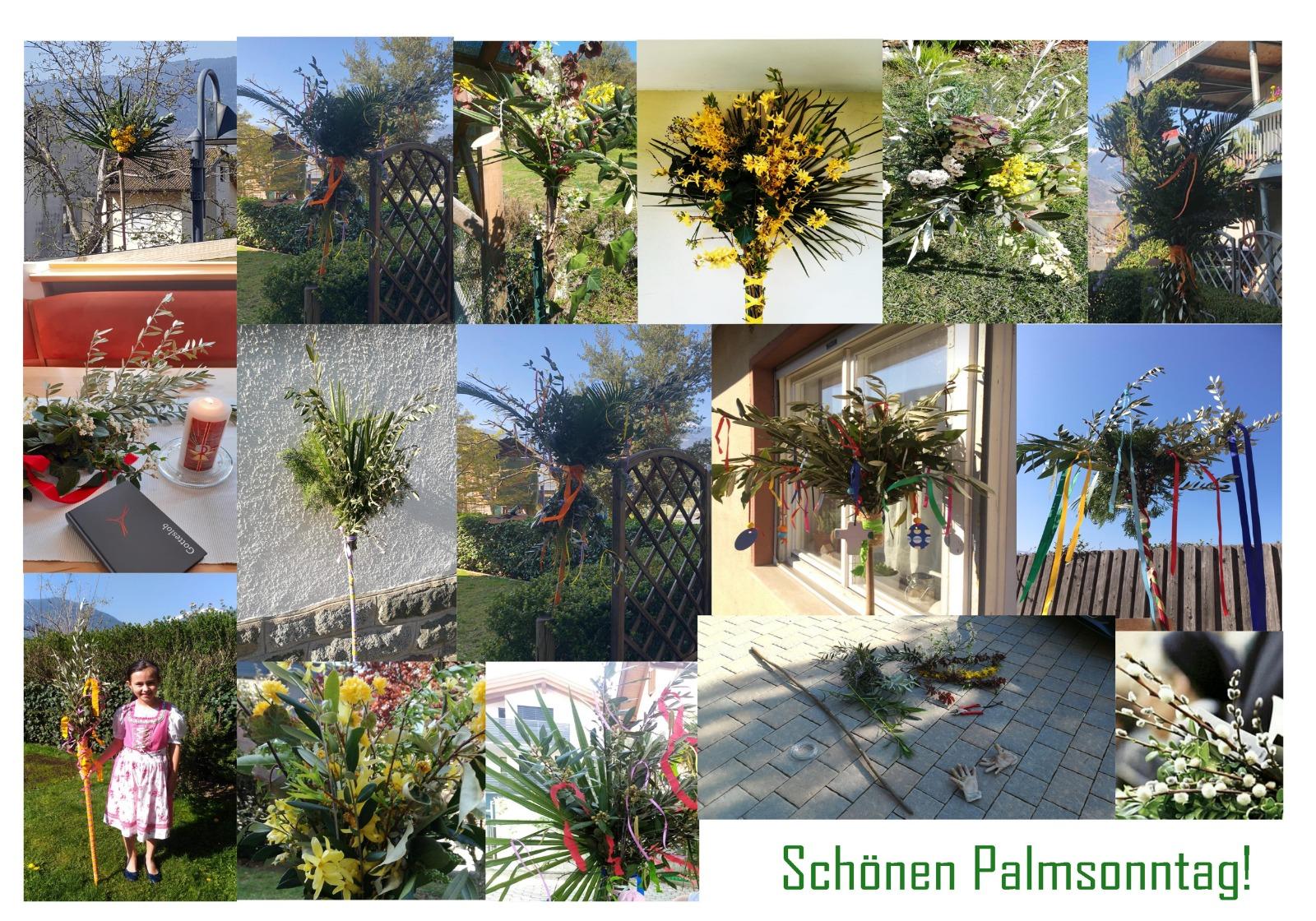 Palmsonntag Jungschar